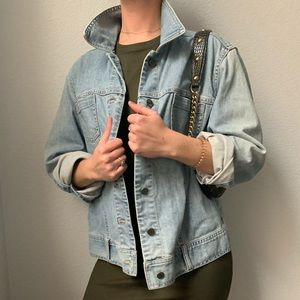 J. Jill Jackets & Coats - Women's Denim Jacket